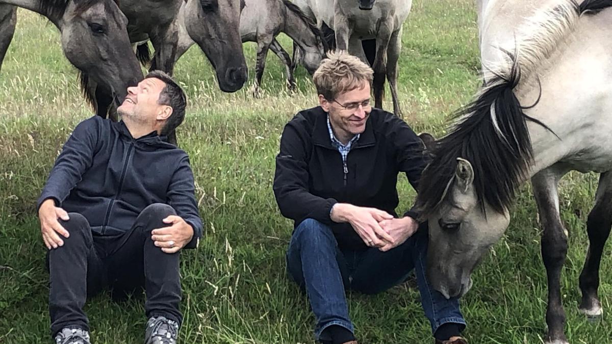 Photo of Schwarz-Grün: Günther zweifelt nicht mehr – Habeck ist immer noch ein Ärger