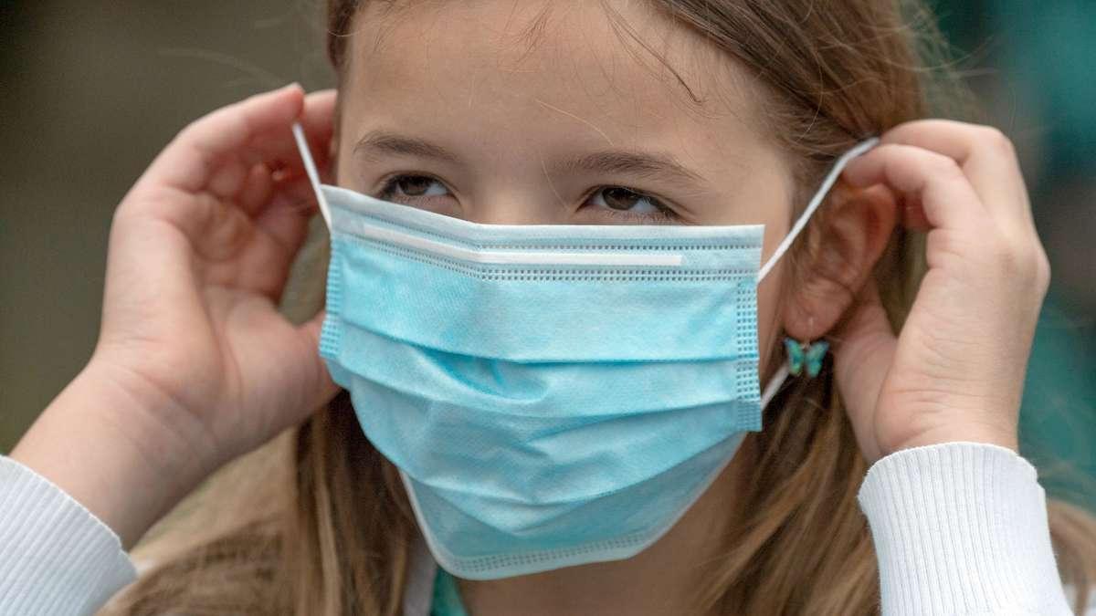 """Corona-Virus: Die erste Gesichtsmaske tötet Viren """"innerhalb von Minuten"""" ab."""