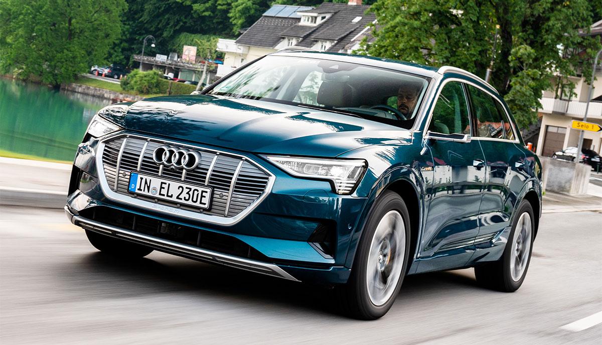 Photo of Audi e-tron meistverkaufter Elektro-SUV in Europa