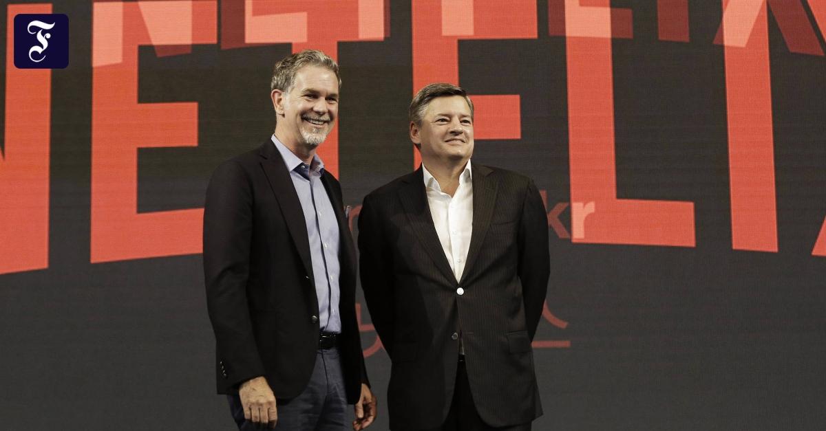 Das Corona-Wachstum für Netflix ist vorbei