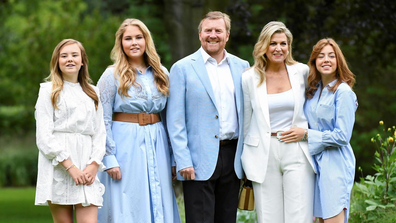 Photo of Neue Fotos von Dutch Royals zu Beginn des Urlaubs