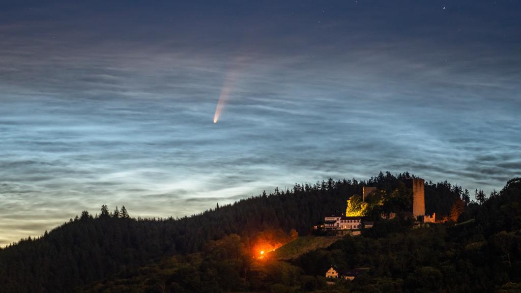 Komet Neowise C / 2020 F3
