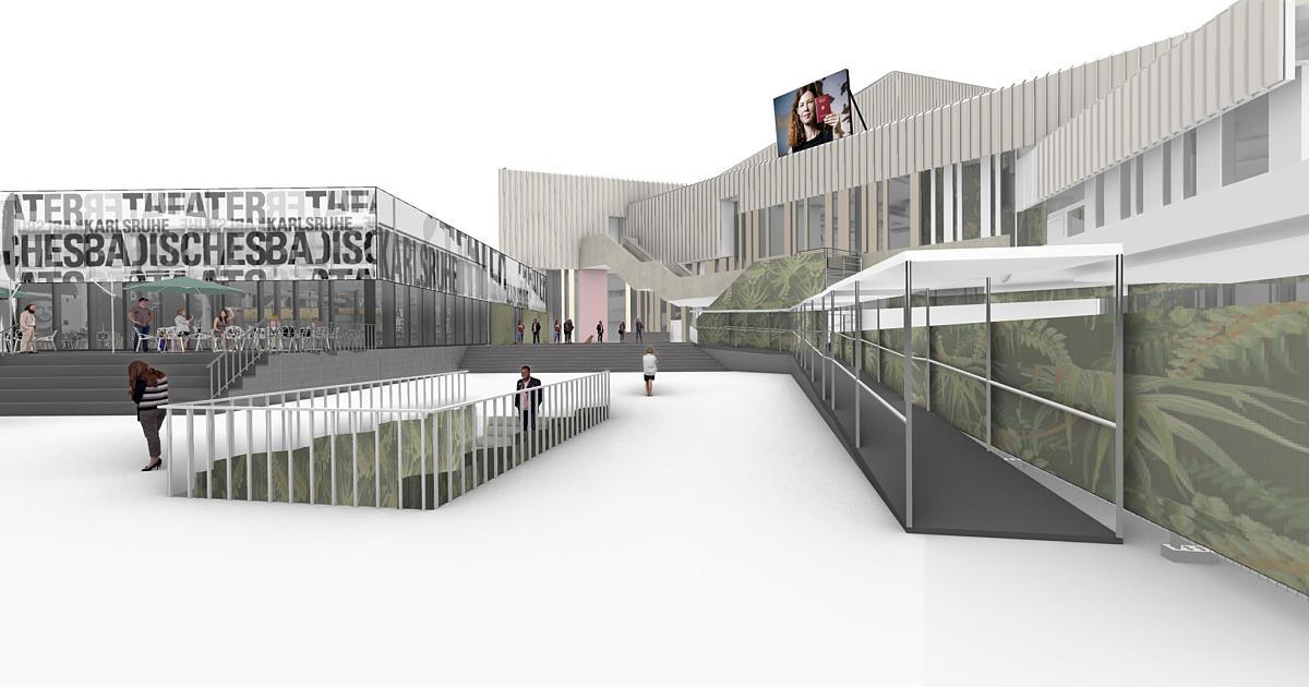 Photo of Neue Kostenexplosion: Die Renovierung des Staatstheaters kostet bis zu 500 Millionen Euro