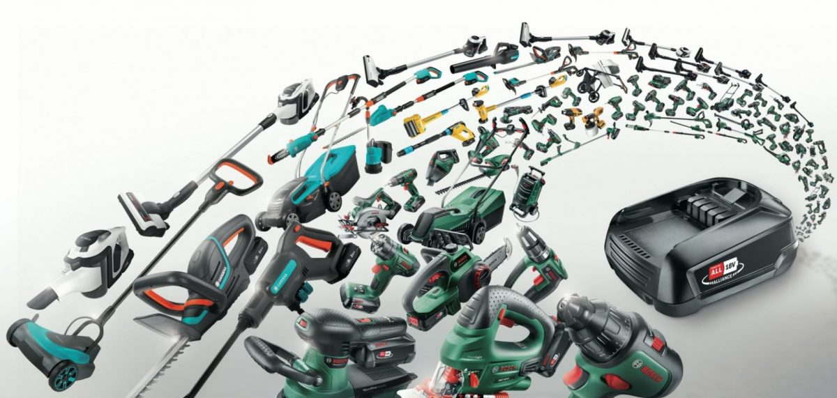 Bosch findet Power für die gesamte Allianz: ein markenübergreifendes Batteriesystem