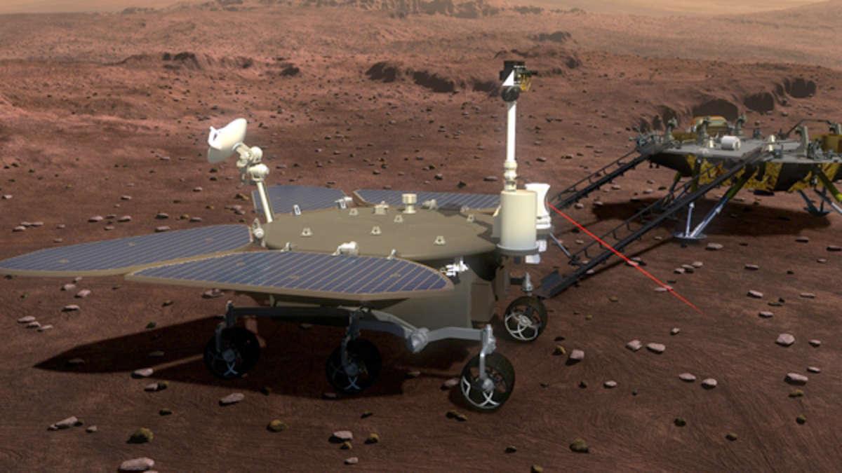 Photo of China fliegt zum Mars: Die Mission Tianwen-1 hat mehr als nur wissenschaftliche Zwecke