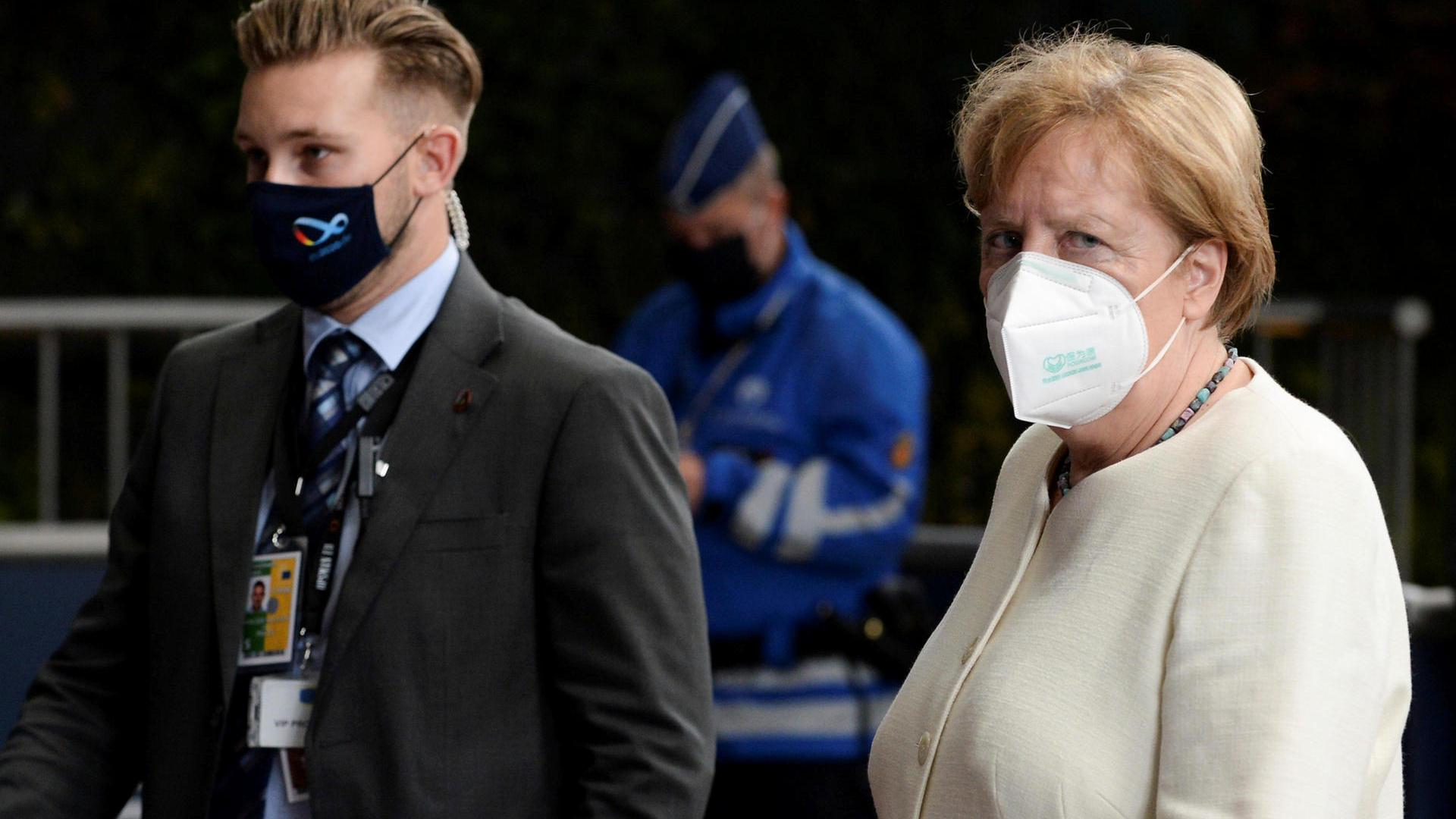 Photo of Merkel verhandelt eine Sonderzahlung für Ostdeutschland