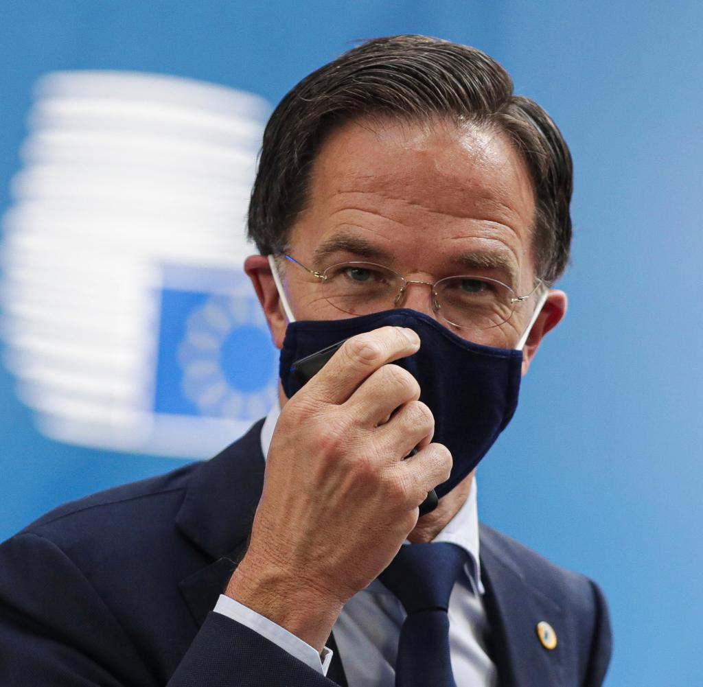 Der niederländische Premierminister Mark Rutte