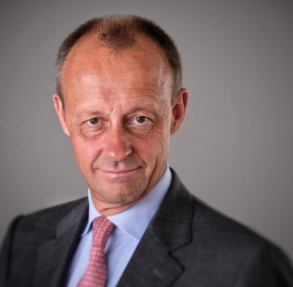 Friedrich Merz sieht sich für die Kandidatur der CDU-Partei gut vorbereitet