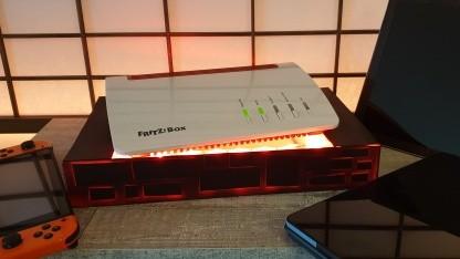 Photo of FritzOS 7.20: Überraschung von 160 MHz – Golem.de