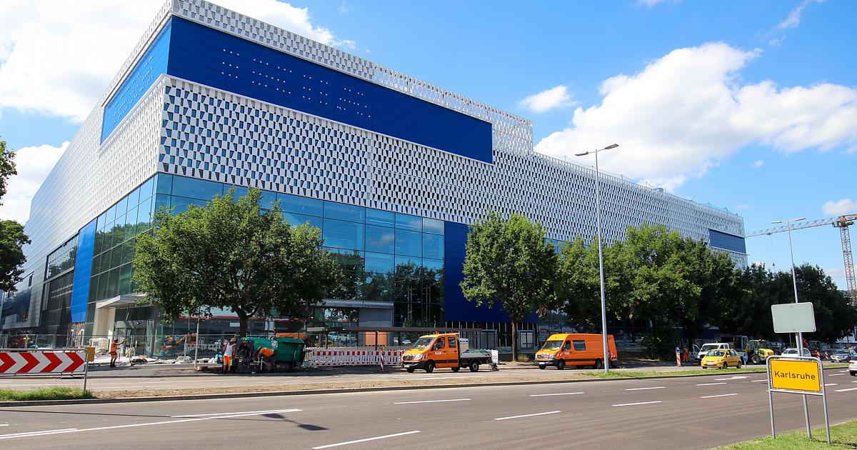 Mindestens!  Ikea Karlsruhe wird am 24. September eröffnet