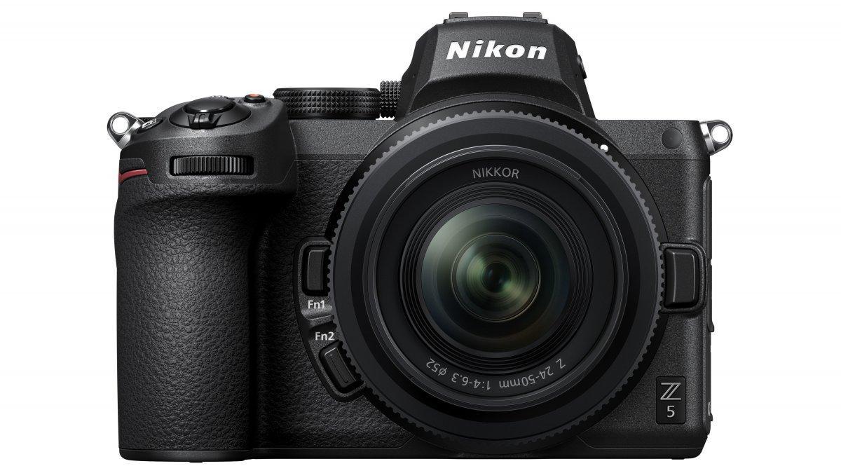 Nikon Z 5: Komplette spiegellose Formel für Anfänger