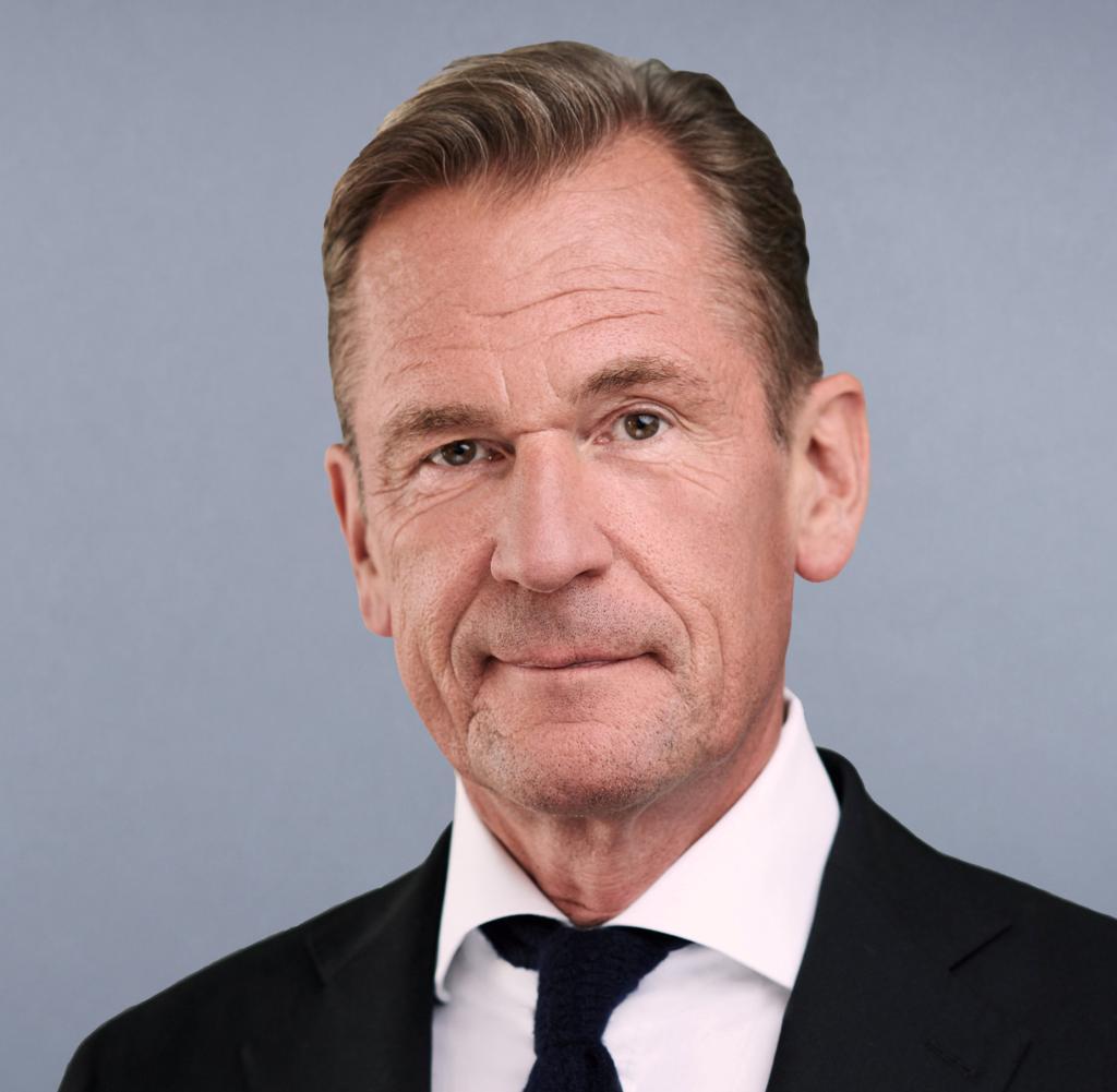 Mathias Döpfner ist Geschäftsführer der Axel Springer SE