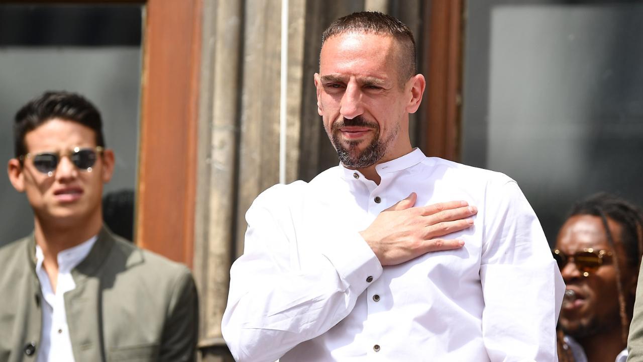 AC Florenz: Franck Ribéry fehlt in Bayern!  - Bundesliga