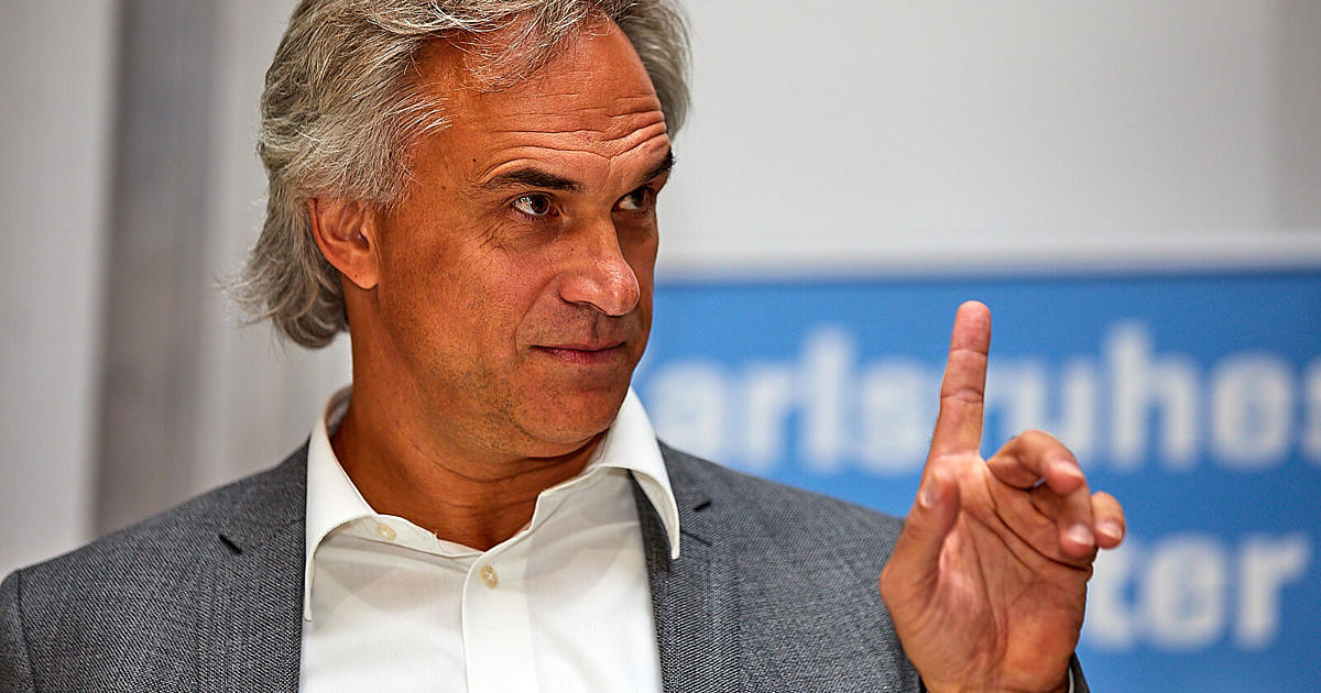 """Photo of KSC-Zweiter Martin Müller: """"Lärm in der Vergangenheit – andere haben ihn perfekt gemeistert. Nicht mein Ding"""""""