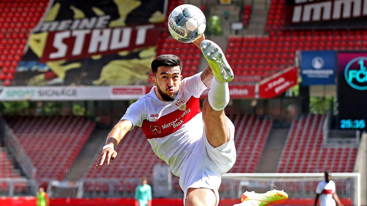 Nicolas Gonzalez will den VfB verlassen. Mit ihm kann Mislintat richtig pokern