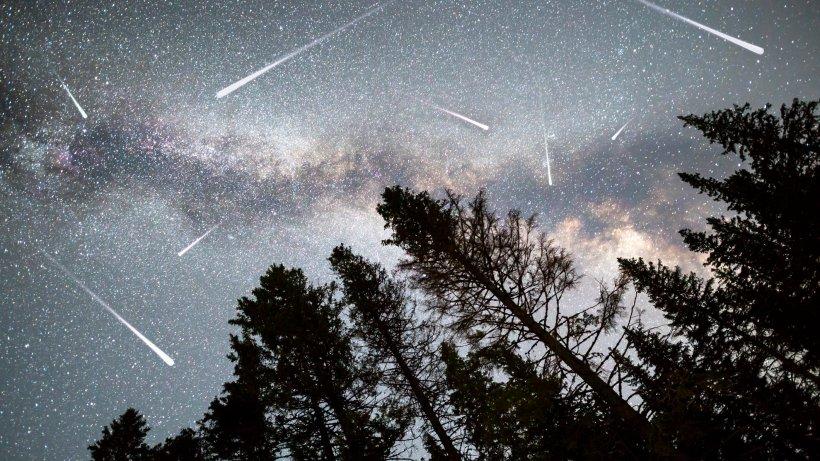 Sternschnuppenkalender: Perseiden fliegen wieder!
