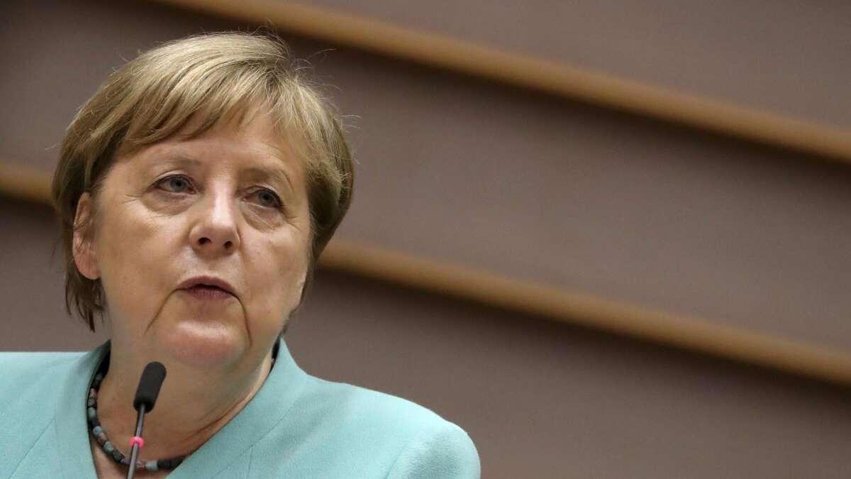 Photo of Türkei: Merkel verhindert wahrscheinlich militärische Eskalation in letzter Minute – Kriegsschiffe bereits bereit