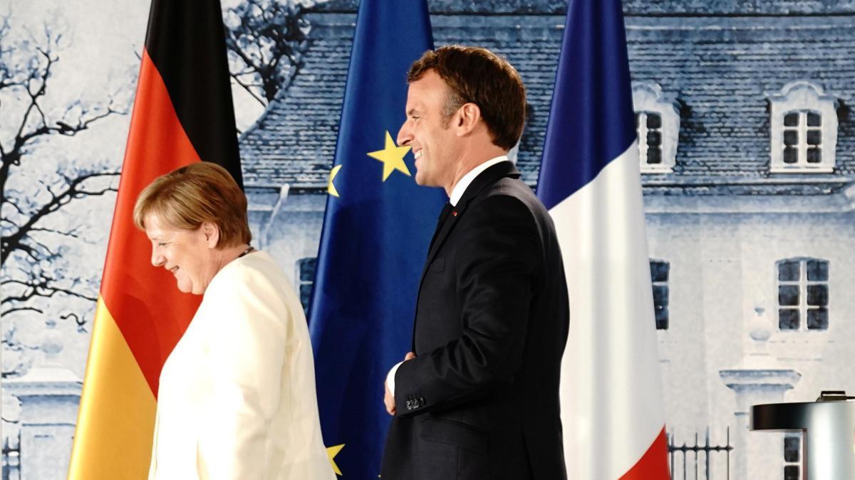 Photo of Wiederaufbaufonds: Deutschland und Frankreich profitieren