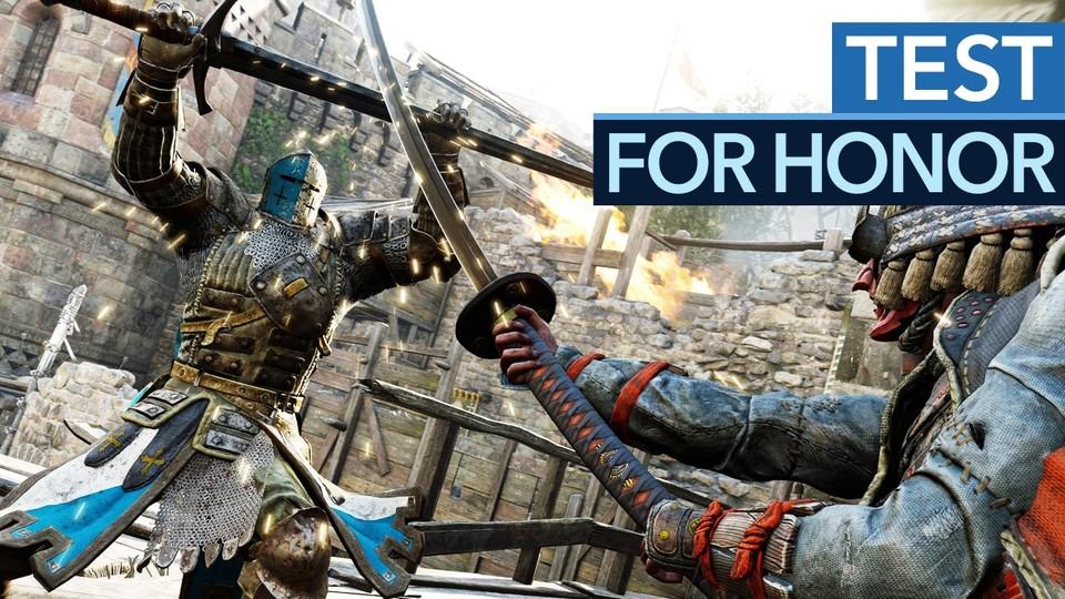 For Honor - Testvideo: Glänzende Duelle mit ungewisser Zukunft