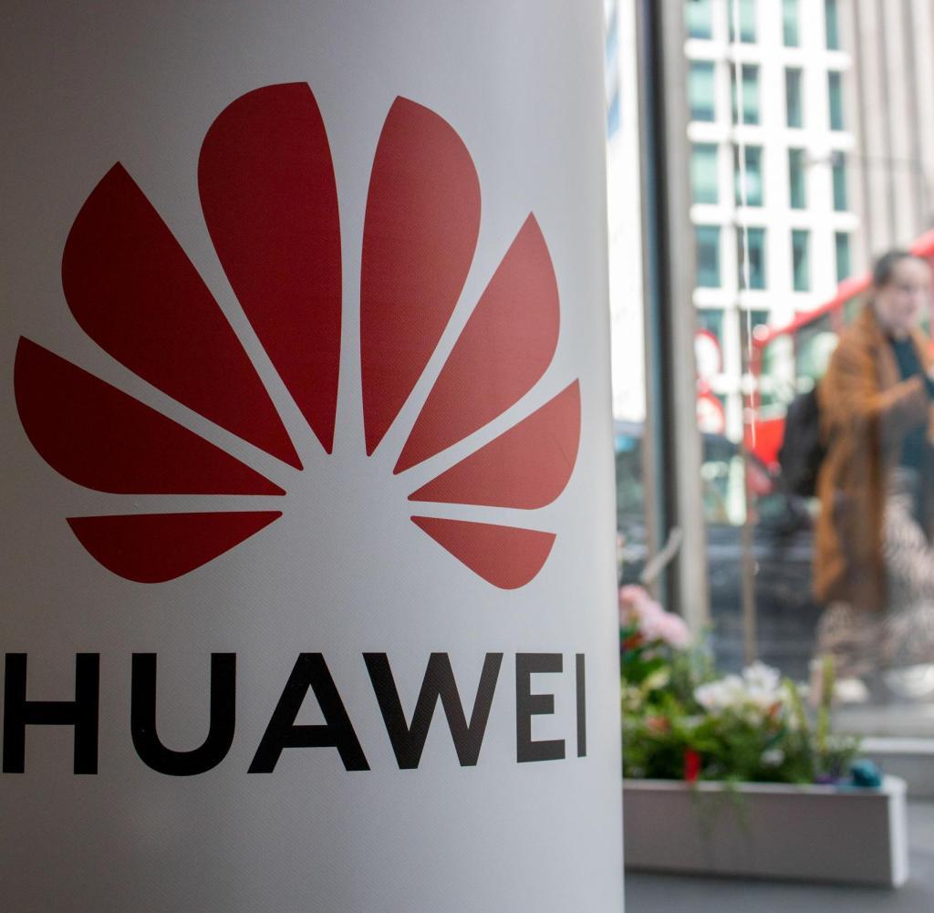 Die britische Regierung schließt den chinesischen Anbieter Huawei von seinem 5G-Netz aus