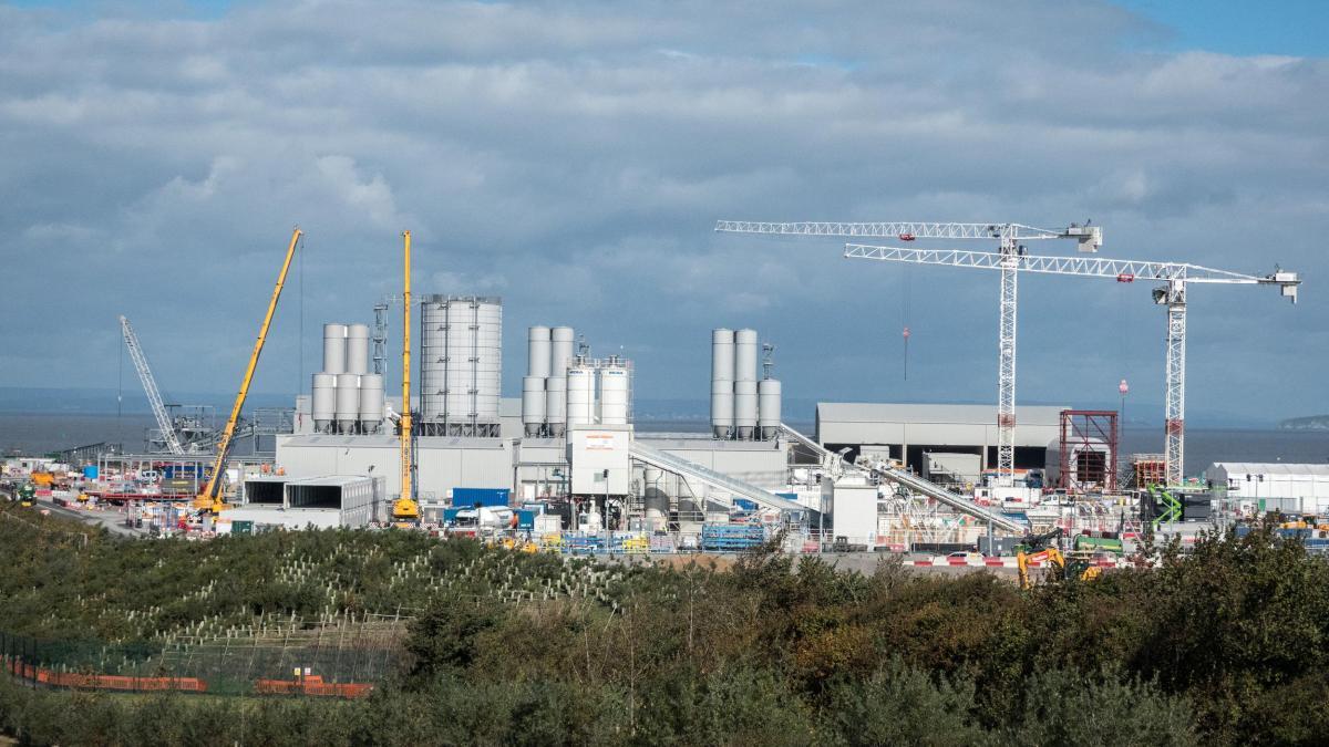 """Photo of Handelsstreit: Plötzlich ist dieses """"chinesische"""" Atomkraftwerk ein Problem für die Briten"""