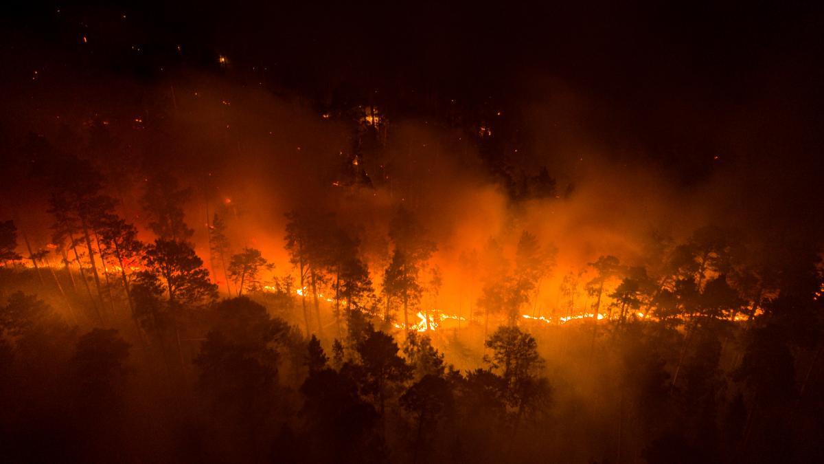 Photo of Klimawandel: Temperatur in Sibirien steigt auf 38 Grad – arktische Brände