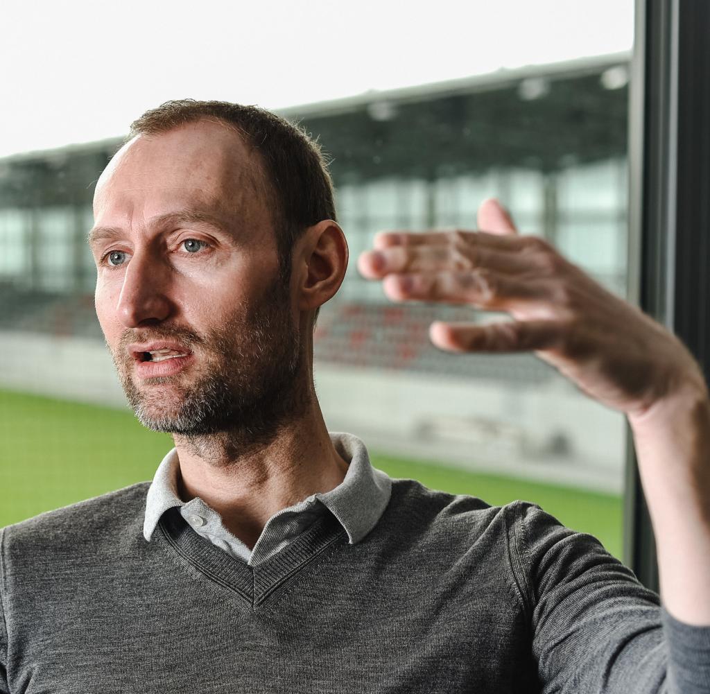 Camp Bayern FC - Jochen Sauer