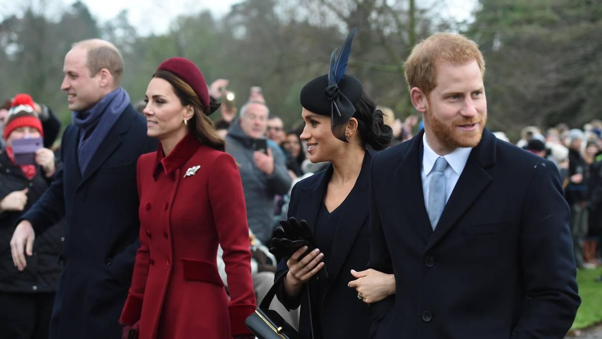 """Photo of """"Freiheit finden"""": Was Prinz William und Herzogin Kate vorgeworfen werden"""