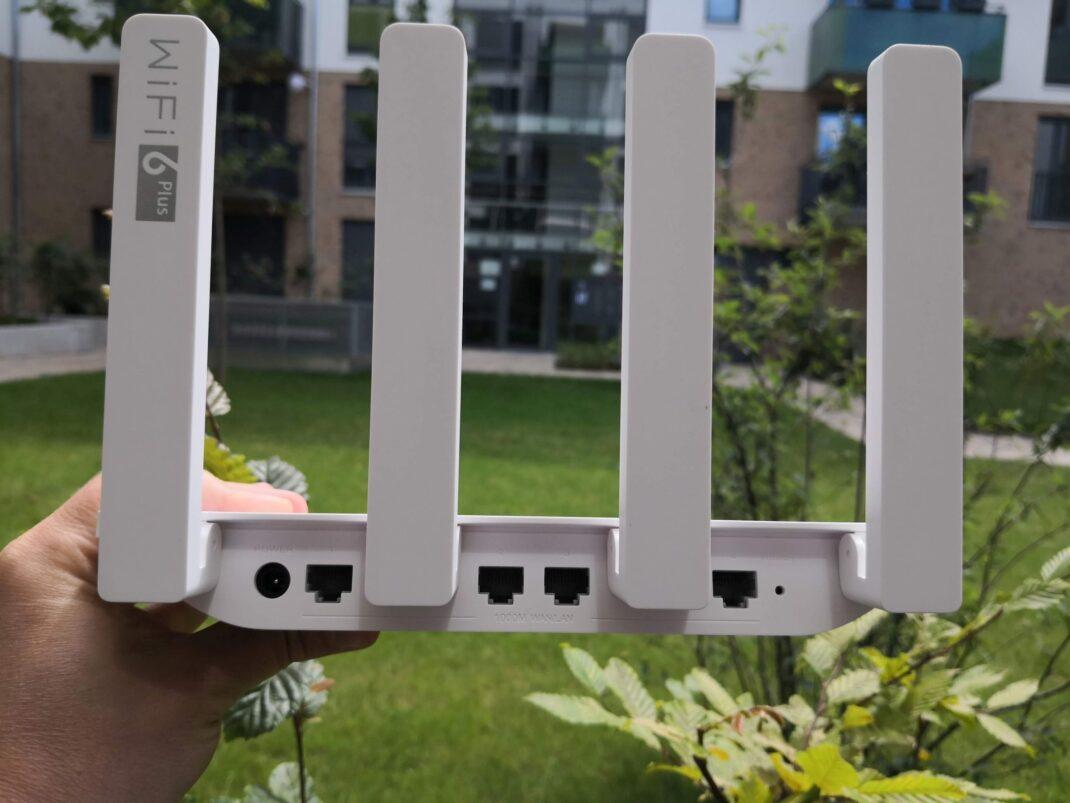 Router-Verbindungen beachten 3