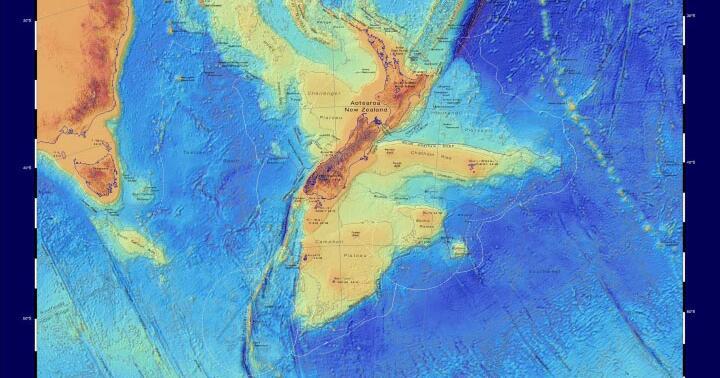 Photo of Seeland: Neue Karten zeigen die wahre Form und Größe der acht verlorenen Kontinente
