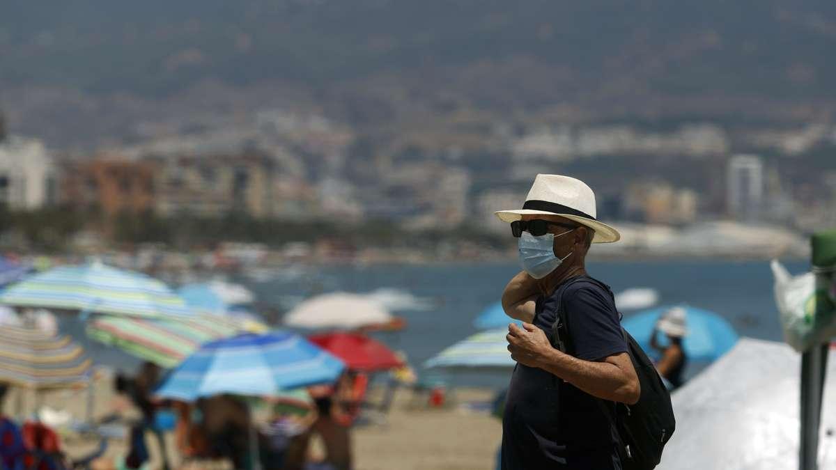 Photo of Spanien droht zweite Welle von Corona: Auswärtiges Amt rät vom Reisen ab