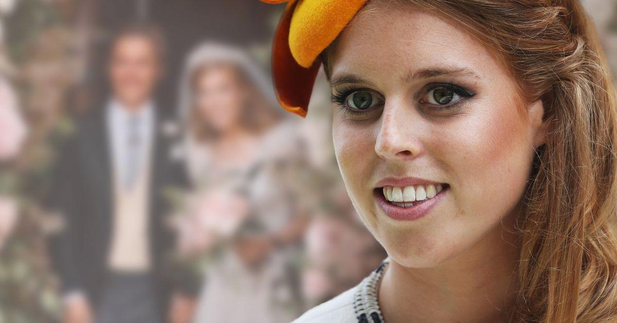 Photo of Beatrice of York: mysteriöser Mann auf dem Hochzeitsfoto: Ist es Prinz Andrew?
