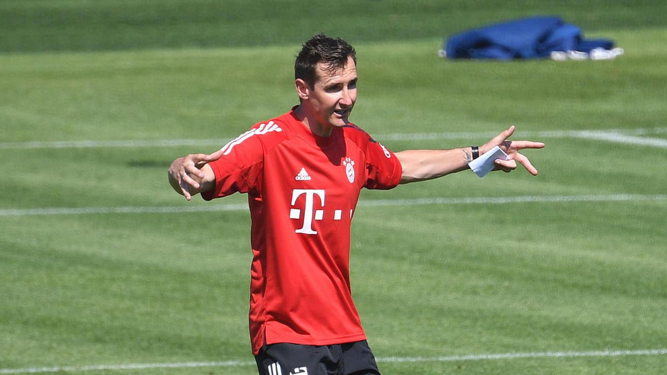 """Photo of Miroslav Klose startet beim FC Bayern: """"ruhig und ohne Eitelkeit"""""""