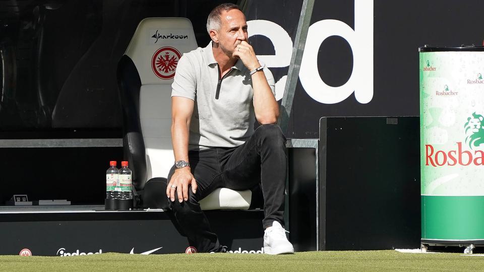 Photo of Transfers, Transfers, Verträge: Wie der Eintracht Hütter-Trainer hessenschau.de plant