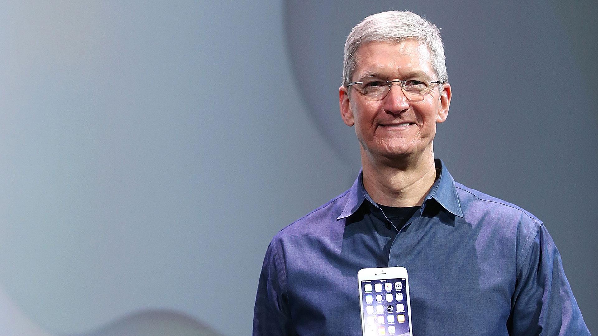 Apple liefert unglaubliche vierteljährliche Zahlen - STATE OF STATE