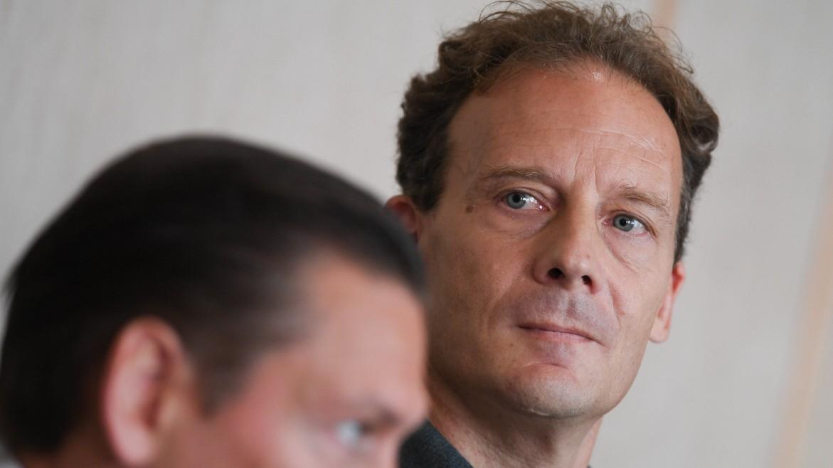 Alexander Falk zu viereinhalb Jahren Gefängnis verurteilt - Panorama