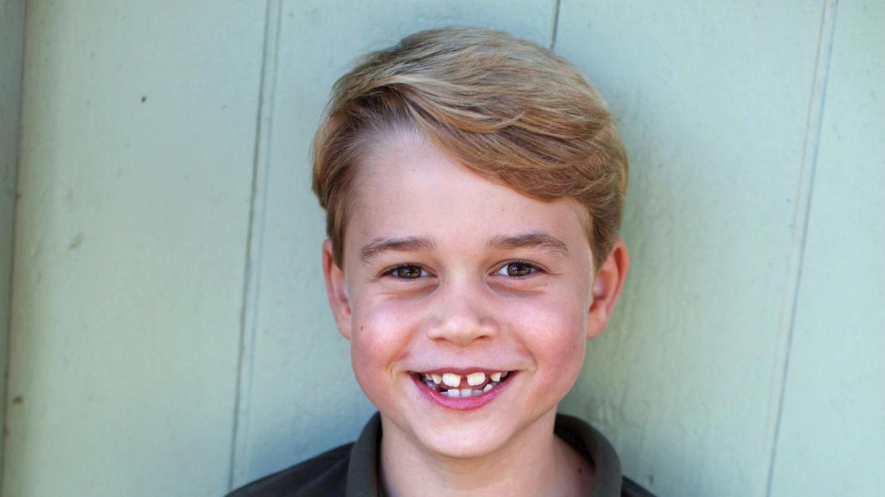 Photo of Alles Gute, Prinz George!  Neue Fotos zum siebten Geburtstag