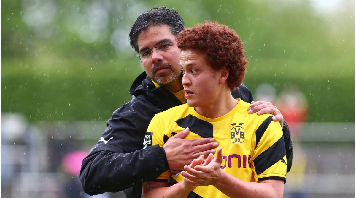 """Photo of Amini: Der Kampf zwischen BVB-Talenten war """"skrupellos"""" – """"Jeder für sich da draußen"""""""