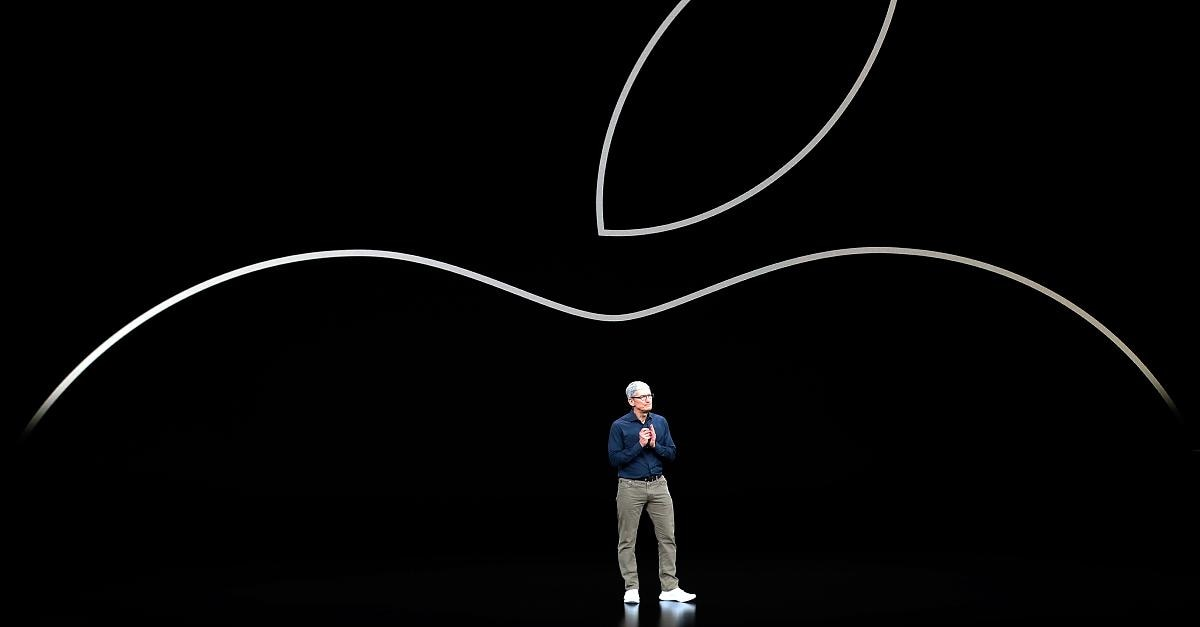 Apple-Aktien erreichen Rekordhöhen - Gruppe gibt Aktiensplit bekannt