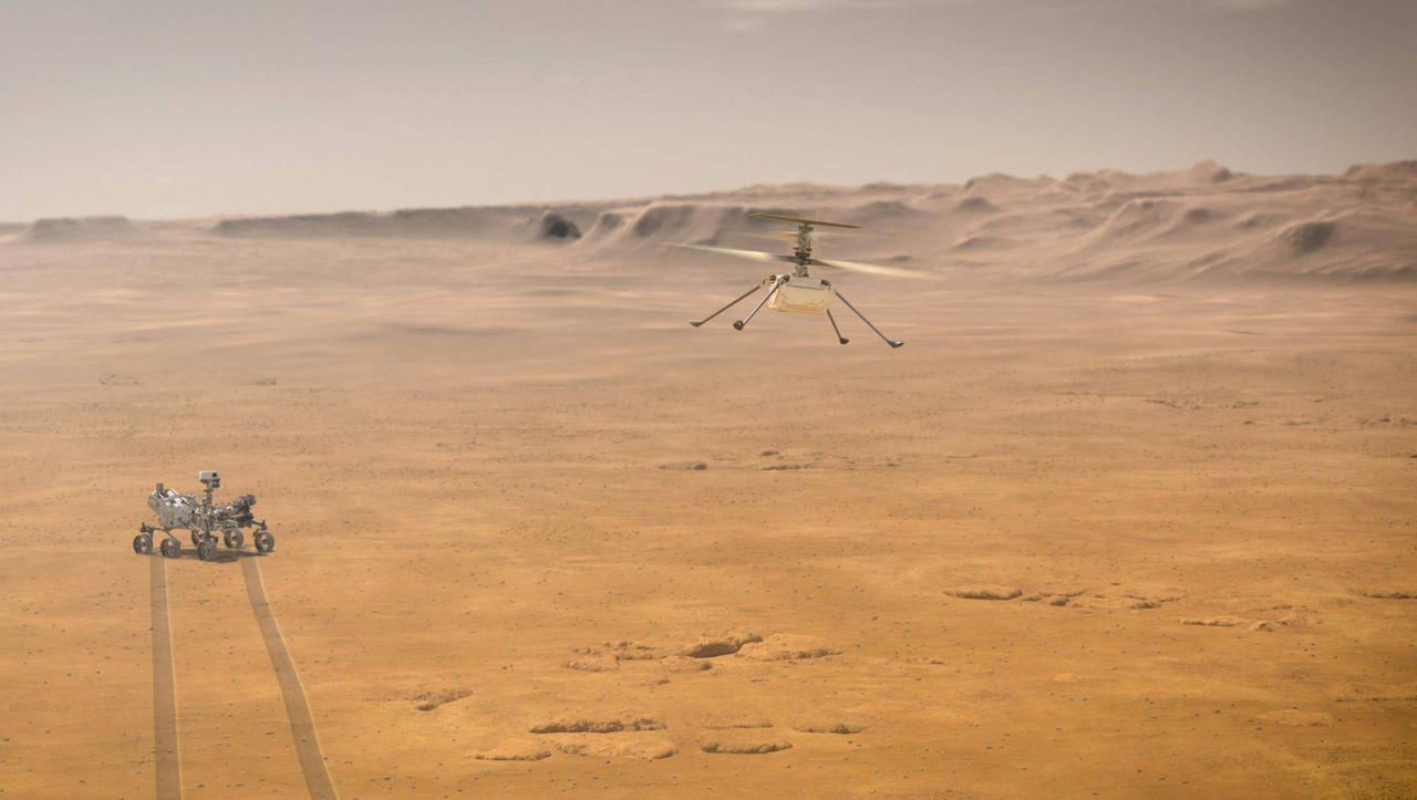 """Photo of """"Ausdauer"""": Countdown für die neue Marsmission der NASA"""