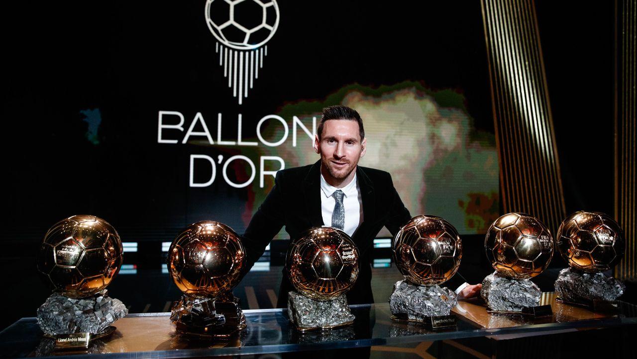 Ballon d'Or: Zum ersten Mal gestartet