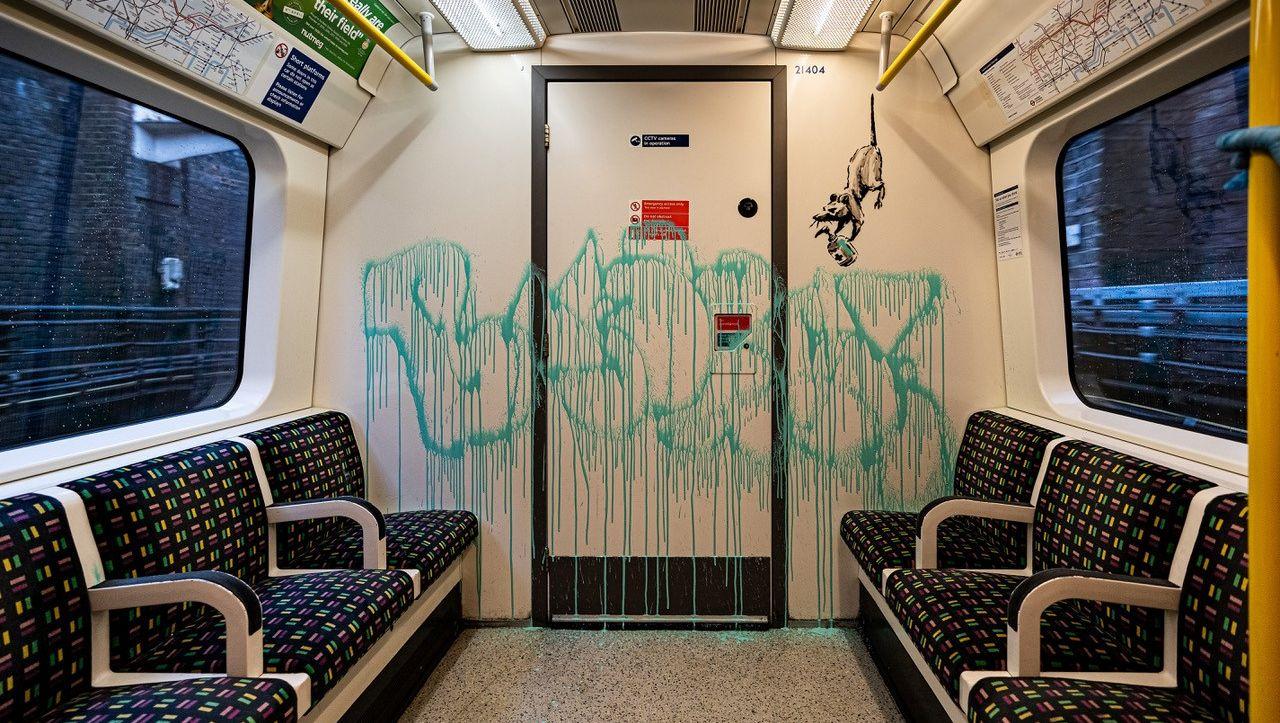 Photo of Bankkampagne für das Tragen der Maske in der U-Bahn: von Mäusen und Menschen