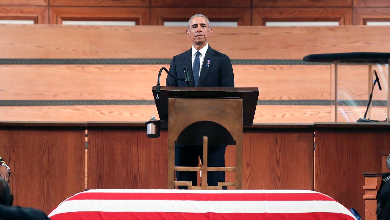 Photo of Barack Obama kritisiert Donald Trump – ohne seinen Namen zu nennen