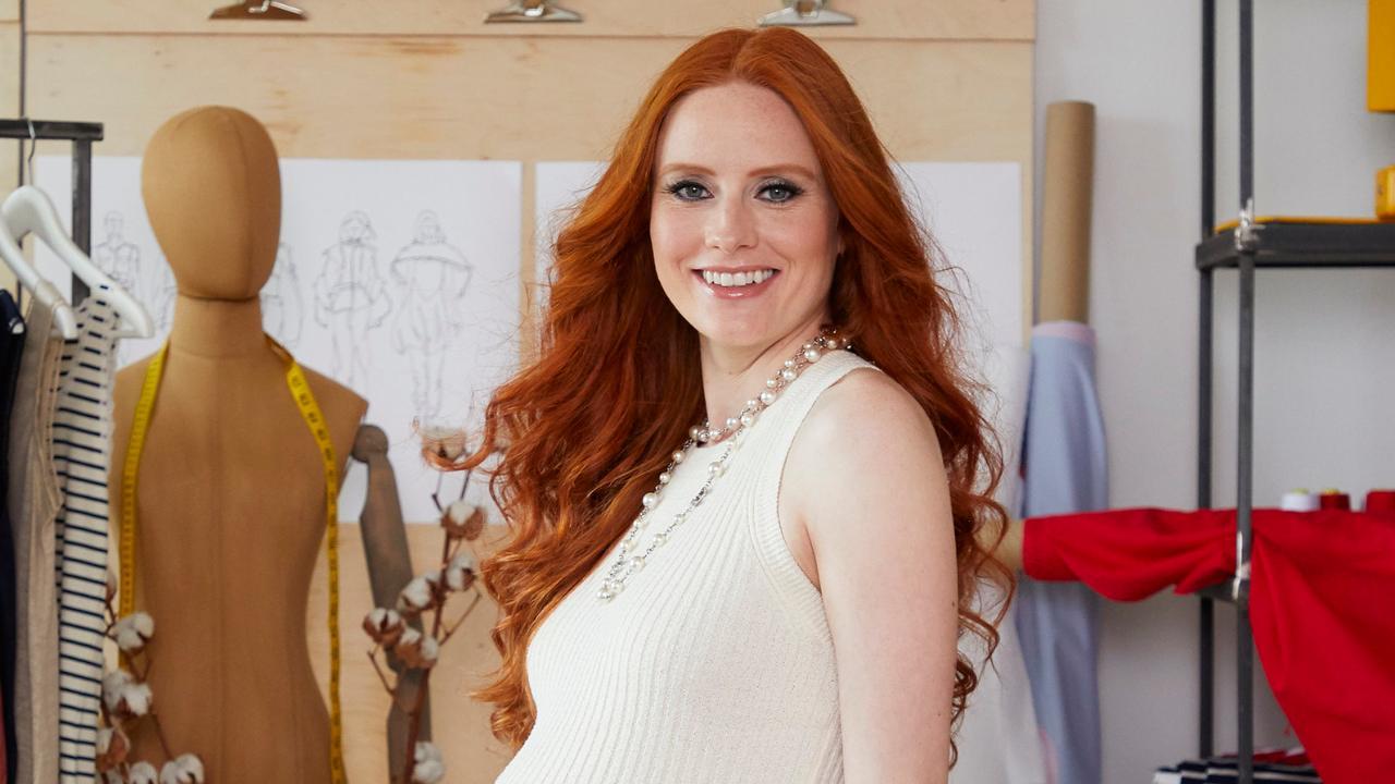 Barbara Meier: Baby da!  Das ehemalige GNTM-Modell enthüllt den Namen ihrer Tochter - Menschen