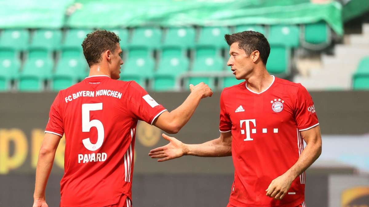 Photo of Bayern: Genosse Pavard vor dem Chelsea-Spiel – hat Flick jetzt eine abenteuerliche Lösung?