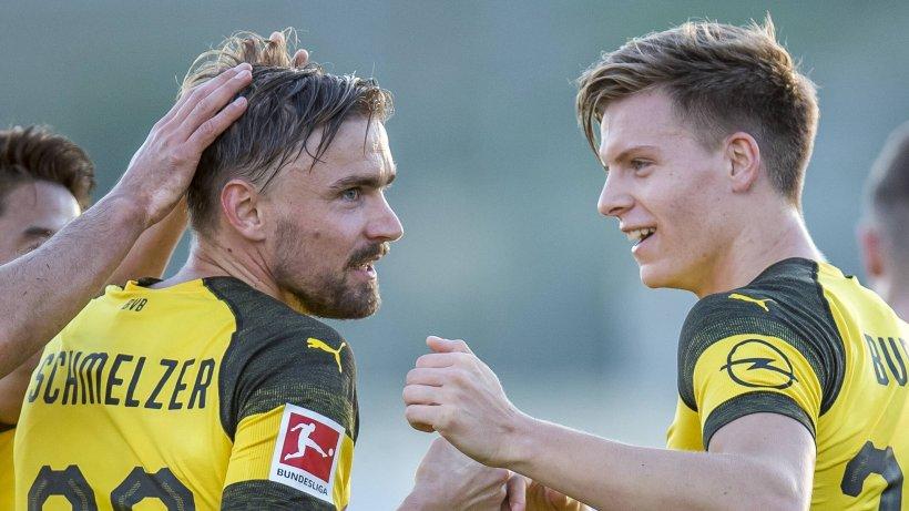 Photo of Borussia Dortmund: Auf Wiedersehen Regel!  Die Notaufnahme verlässt den BVB nach 14 Jahren