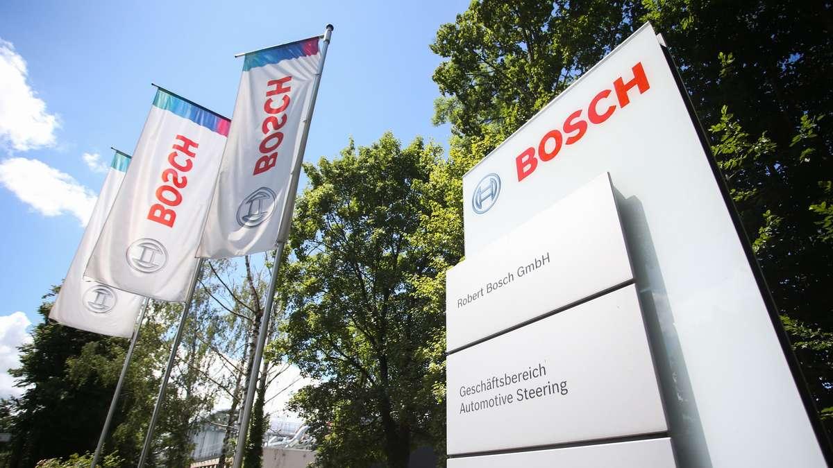 Bosch in Stuttgart: Sie sparen!  Die Mitarbeiter ergreifen strenge Maßnahmen