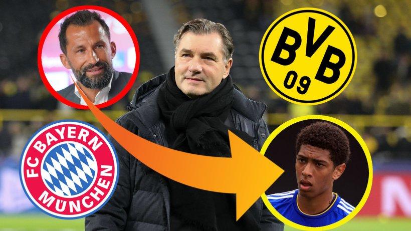 Bundesliga: BVB vs.  FC Bayern - unglaublich!  Nun stellt sich heraus, dass die Bayern ...