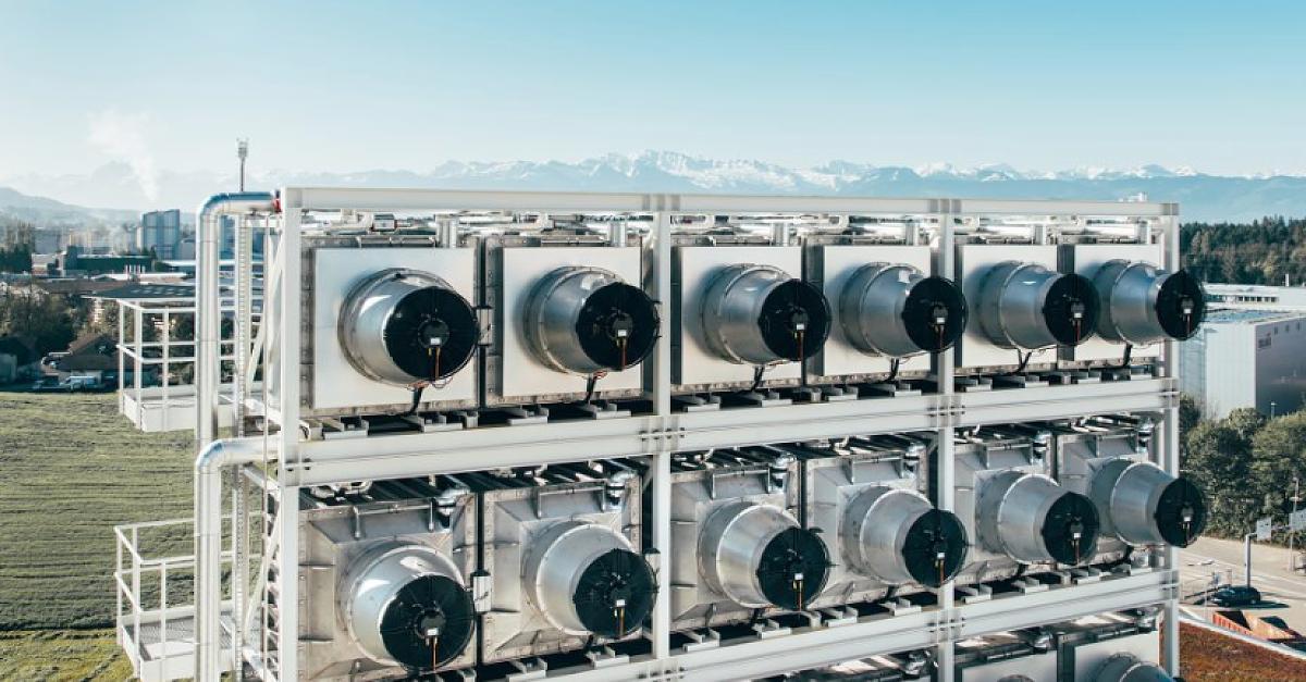 Photo of CO2-Staubsauger: Stärkste globale Erwärmung vorhergesagt – CCS könnte eine Lebensader sein
