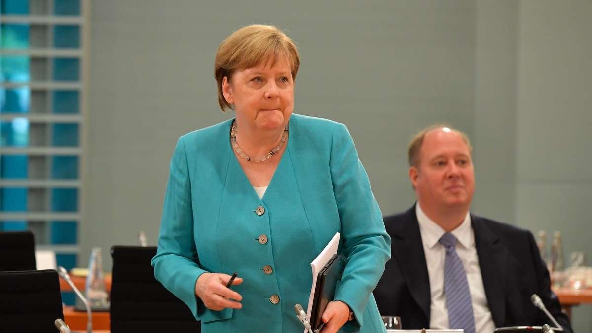 """Corona / Deutschland: """"Ausstiegsverbot""""?  - Anscheinend verschärfen die Vorschriften der Bundesregierung für Hotspots"""